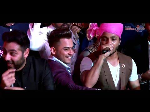 Badshah | Raftaar | Guru Randhawa | Millind Gaba | Swag Mera Desi Live 2016