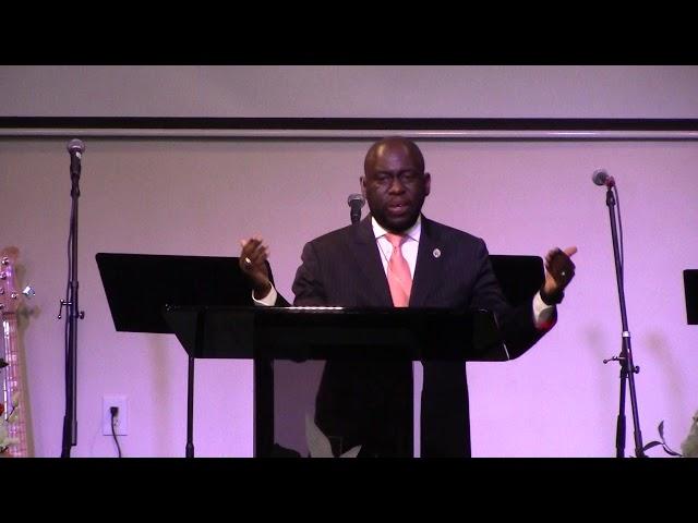 (8-13-17) Killing Hostility - Ephesians 2:14-18 - Guest Pastor, Bishop James Taylor