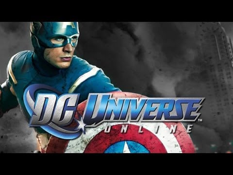 DC Universe Online: Capitan America Style ver. 1