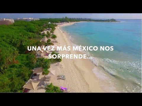 Paradisus Playa del Carmen nominado  2017