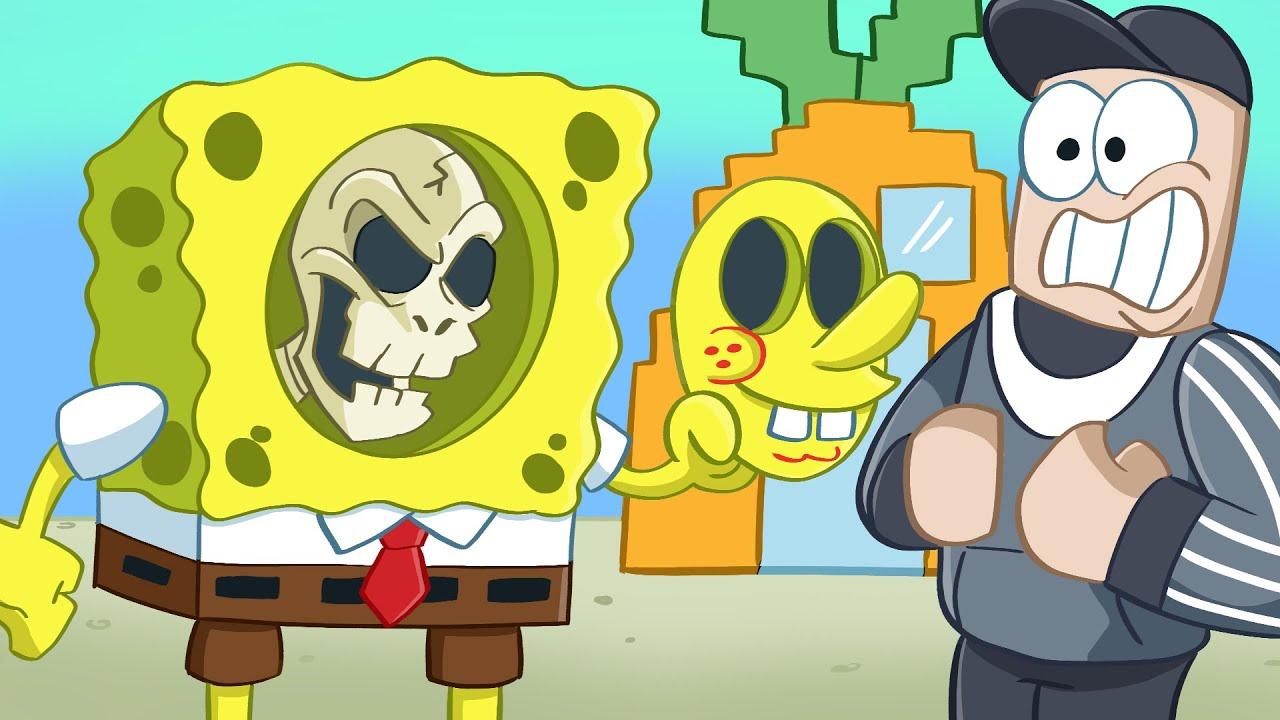 Spongebob Trolled Us in Minecraft