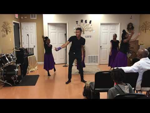Well Done Praise Dance by JILLC Praise Dance & Mime team