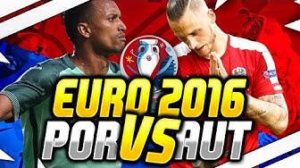 EM 2016 PROGNOSE - (GRUPPE F) PORTUGAL VS ÖSTERREICH