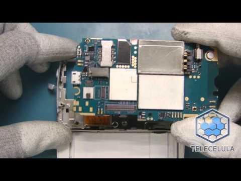 Tutorial Desmontagem Sony Ericsson Xperia Mini Pro SK17i (Code Mango) - TELECELULA