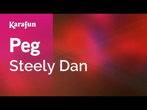 Karaoke Peg - Steely Dan *