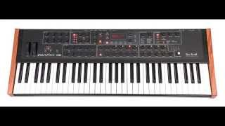 Dave Smith Instruments Prophet 08 Demo by INHALT