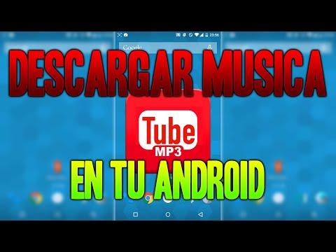 DESCARGA MÚSICA GRATIS EN TU ANDROID! | TUBEMP3