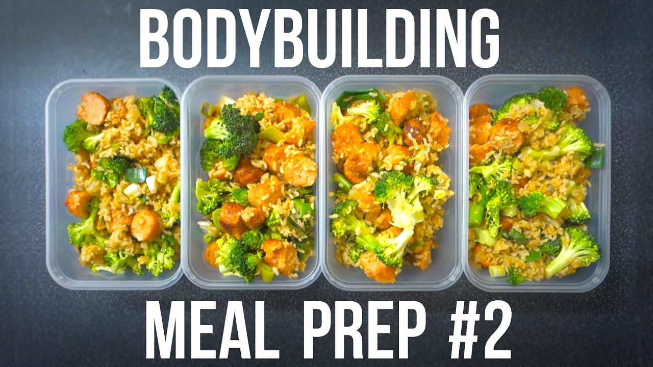 Vegan Food Recipe Bodybuilding