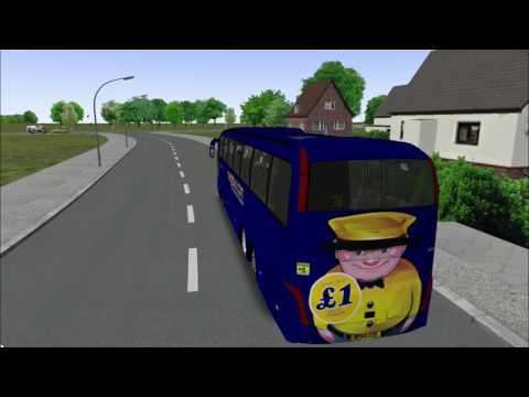 Omsi 2 Route ep1 Grundorf Express |