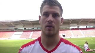 James Collins on first goal for the club and Doncaster draw