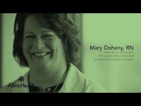 Mary Doheny, RN, Minneapolis Heart Institute® at Abbott Northwestern Hospital