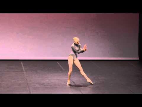 Emily Bray - 2016 Prix de Lausanne selections - contemporary variation