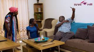 Xmas fever. African comedy. Kansiime Anne