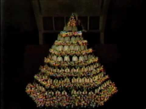 Singing Christmas Tree Edmonton.Lgt Singing Christmas Tree 1988 Christmas Is The Best Time Of The Year