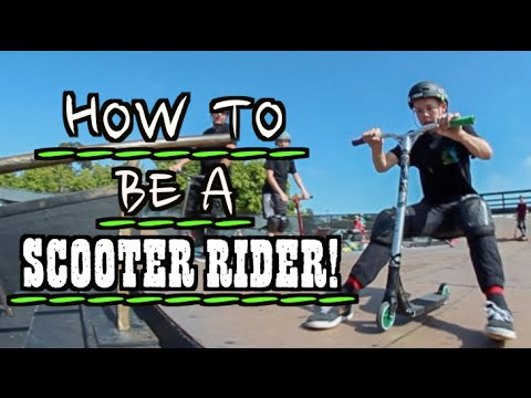 SH*T SCOOTER RIDERS SAY!