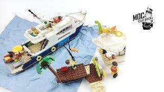 """Lego Creator 31083 Upgrade !!! """" Super Cruising Adventures """"."""