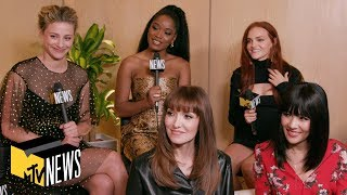 'Hustlers' Cast on Trusting the Film's Vision | TIFF 2019 | MTV News