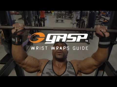 GASP Wrist Wraps Guide