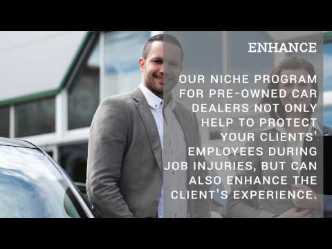 Used Car Dealer Insurance - Workers Compensation