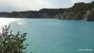 Тур выходного дня Меловые карьеры Беларусь 2014 Weekend chalk quarry Belarus