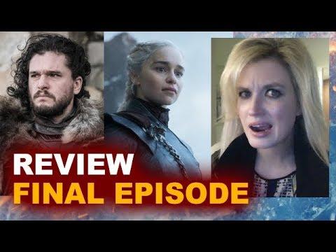Game of Thrones Season 8 Episode 6 REVIEW & REACTION