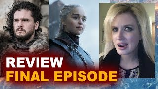 Game of Thrones Season 8 Episode 6 REVIEW & REACTION