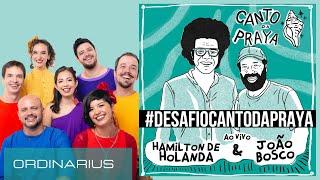 #DESAFIOCANTODAPRAYA |  HAMILTON DE HOLANDA & JOÃO BOSCO  | ORDINARIUS