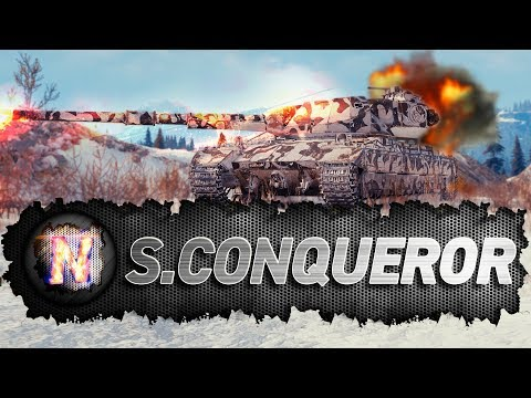 S. Conqueror ● 6к средухи XD