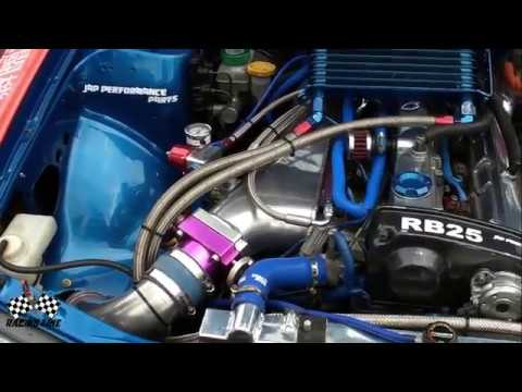 Subaru WRX With a RB26 Swap Engine