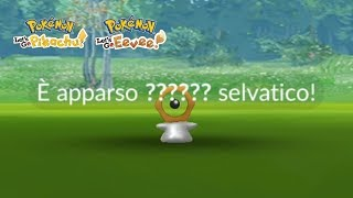 È apparso il nuovo Pokémon in Pokémon GO: catturiamolo!