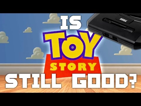 Is Toy Story (Genesis) Still Good? - IMPLANTgames