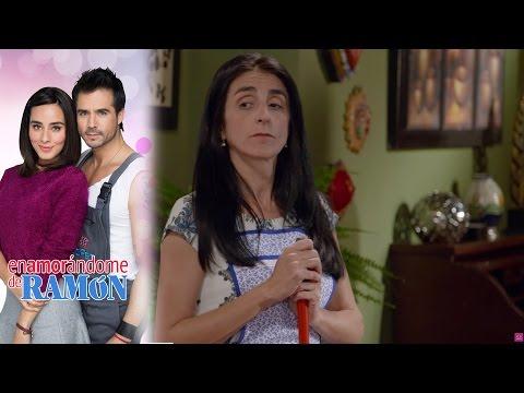 Virginia piensa destruir la cinta | Enamorándome de Ramón - Televisa