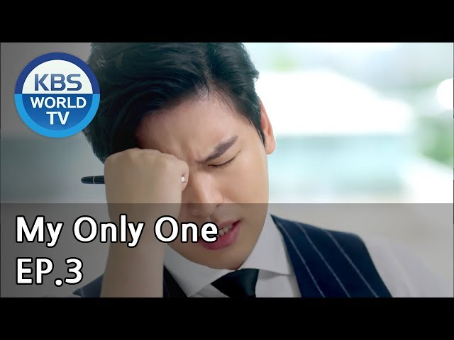 My Only One | 하나뿐인 내편 EP.3 [SUB : ENG, CHN, IND/2018.09.23]
