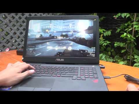 Asus ROG G751J - Cấu hình, hiệu năng, chơi game