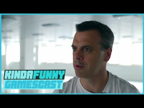That Time Bethesda's Pete Hines Had Enough of Greg and Colin - Kinda Funny Gamescast Ep. 106 (Pt. 3)