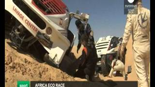 2016 01 08 Euronews Africa Eco Race 2016