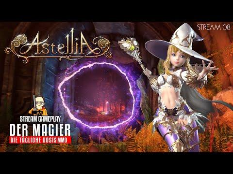 ASTELLIA ONLINE 🔥 Die tägliche Dosis MMO | Stream #08 [deutsch]