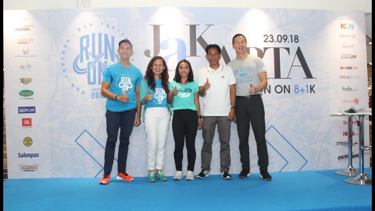 9989ea65ef6 New Balance Run On 2018 - Press Conference at Planet Sports Asia ...
