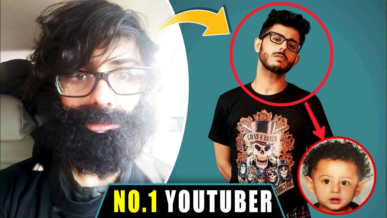 20 Facts You Didn't Know About India's No 1 Youtuber CarryMinati | Ajey Nagar | Hindi