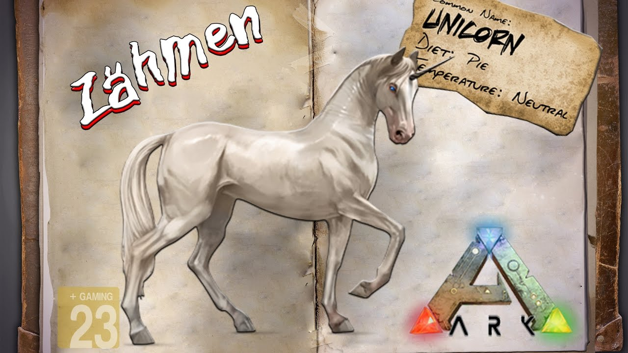 unicorn deutsch