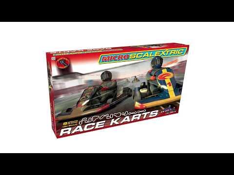 Micro Scalextric Go Karting (G1120)