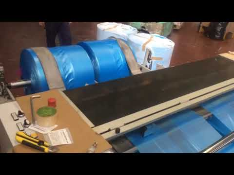 BASFF Horus 1500 Bottom seal bag making machine For Sale by Euro Machinery