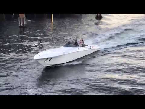 Copenhagen Racing Team Power Boat