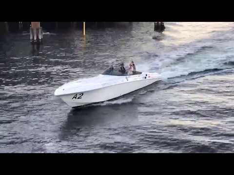Copenhagen Racing Team Power Boat