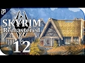 MY FIRST HOME! KORVANJUND! | Skyrim Special Edition (Remastered) Let's Play [Episode 12]