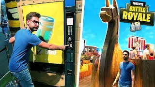 FORTNITE PLACES IN REAL LIFE!