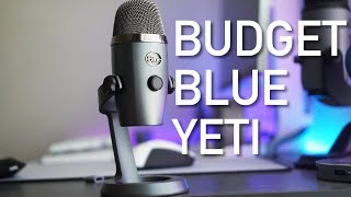 Blue Yeti Nano Microphone Review & Blue Yeti Comparison