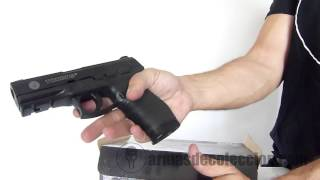PISTOLA TAURUS PT24/7 CO2 METAL SLIDE