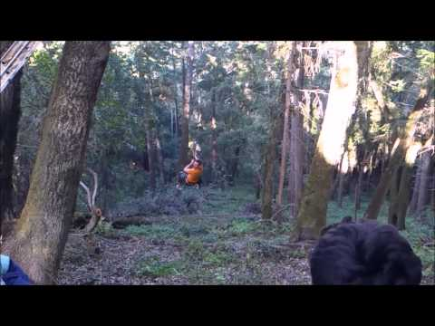video:SolQuest April 2014 Adventure: Archery and Ascending (+ Awesome Rope Swing)