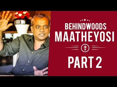 "GVM - ""Very excited about my next with Vikram Dhruva Natchathiram"" | MY 02"